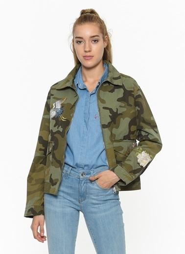 Levi's® Ceket Yeşil